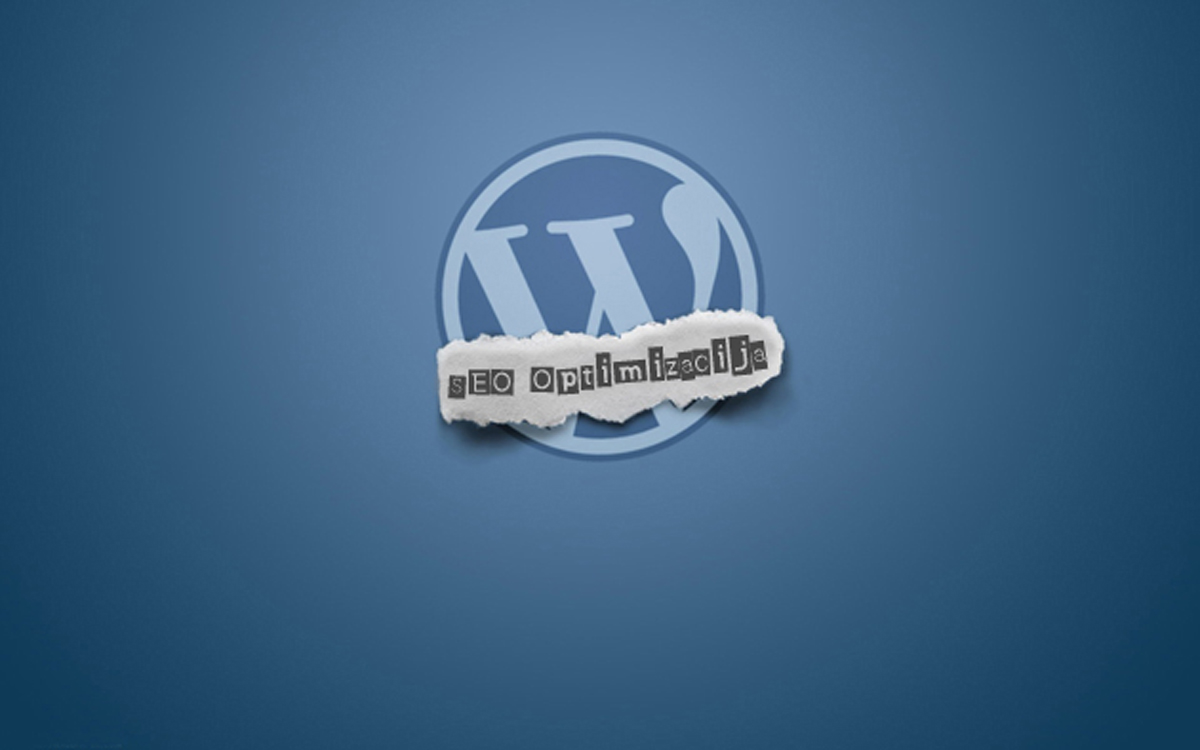 SEO optimizacija WordPress